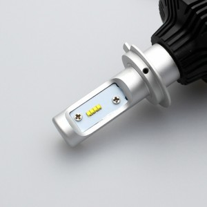 車検対応 ZZE120系 カローラ LEDヘッドライト H7 8000LM LEDフォグランプ LUMILEDS 光軸調整 ファンレス 1年保証