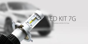 車検対応 KB1系 レジェンド LEDヘッドライト H8 8000LM LEDフォグランプ H8 LUMILEDS 光軸調整 ファンレス 1年保証