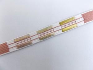 訪問着・色無地着物に 長尺ロング本格派正絹平組み帯締め帯〆濃あずき