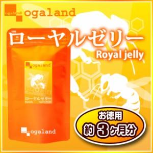 お徳用ローヤルゼリー(約3ヶ月分)3150円以上送料無料 サプリメント 激安 健康ケア ロイヤルゼリー タンパク質 ミネラル