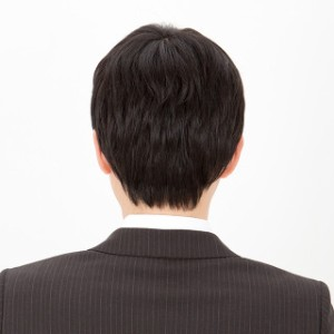【☆送料無料☆】ラパンドアール・オム カジュアルマニッシュショート スタンダードブラック J-3471 2016年5月新発売 男性かつら