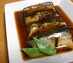 いわし生姜煮、さんま甘露煮の詰め合わせ(各140gパック 2パックづつ)
