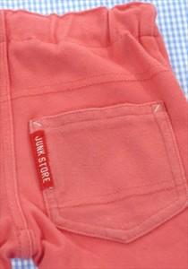エフオー ジャンク JUNK ハーフパンツ 90cm オレンジ系 女の子 キッズ 子供服  090L0133 ワンコイン