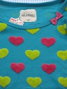 ブランシェス BRANSHES 長袖Tシャツ 120cm 女の子 キッズ 子供服 120B70354