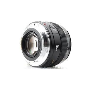 【中古 1年保証 メンテナンス済】 Canon 単焦点レンズ EF50mm F1.4 USM