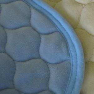 【在庫限り】綿シンカー シャーリング 敷きパッド (ダブル) 50140 綿100% 綿敷きパッド/敷パッド/敷パット/シーツ/ぽかぽか SALE
