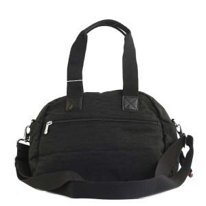 キプリング バッグ K13636 900 DEFEA H BK 長 Black ブラック 黒