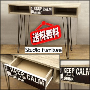【Studio Furniture 】 組立家具★スタジオファニチャー ワーキングデスク 004★