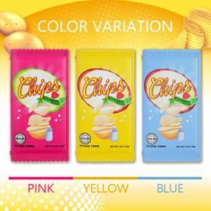 iPhone8 iPhone7 iPhone6s/6 対応【VIVAYOU/ビバユー】 「ポテトチップス(3color)」 手帳型ケース  ダイカット