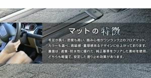 【最安値に挑戦】NWGN専用フロアマット キュービックチェッカー JH1 JH2