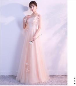 サスペンダーエレガント★ 結婚式 大きいサイズ  お呼ばれ 花嫁★ 忘年会 ウェディング ロングドレス パーティードレス