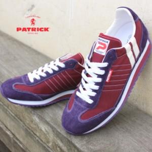 店舗限定復刻モデル パトリック スニーカー マラソン ボルドー PATRICK MARATHON BRD 9427 交換返品送料無料