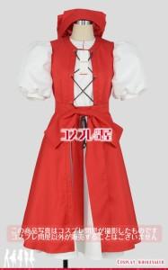 【コスプレ問屋】ドラゴンクエストXI(ドラクエ11)★ベロニカ 帽子付き☆コスプレ衣装 [2073]