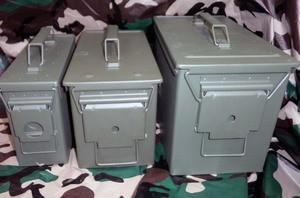 新品★米軍実物弾丸ケース U.S.ARMY AMMO BOX★MILITARY★Mサイズミリタリー M33 アーモボックス