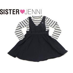 JENNI ジェニィ ジェニー 子供服 18夏 ビーチ起毛ワンピース je84835
