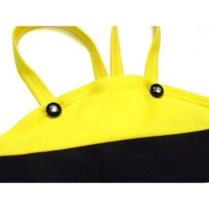 韓国子供服 ベビー 水着 ミツバチ 水着+帽子 2点セット kz1805282