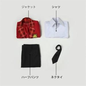 アイドルマスター SideM High×Joker 冬美旬 コスプレ衣装[3814]
