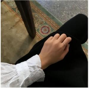2018春夏 ブラウス ホワイト ボリューム袖 水玉 ドット デザイン袖 フレア フリル 0187