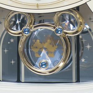 セイコークロック ディズニー ミッキー&フレンズ 掛時計 FW579W 電波クロック