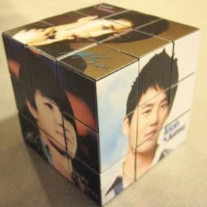 東方神起JUNSU(Xiah) ルービックキューブ3