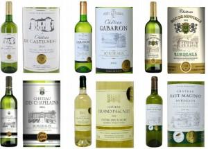 ALL金賞受賞ソムリエ厳選フランス・ボルドー産白ワイン6本セット750ml×6本
