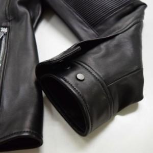【セール 40%OFF!】BOSS BLACK メルセデスベンツAMGコラボ メンズライダースジャケット NORVAN / 50374238 10193321 ブラック