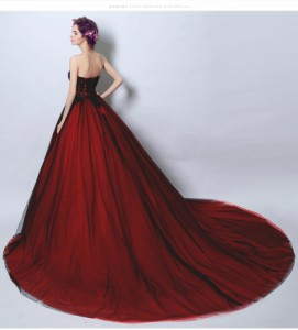 レディース ロングドレス パーティードレス 結婚式 二次会 花嫁 演奏会 舞台衣装 カラードレス