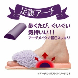 スリッパ 5本指スリッパ 洗える ルームシューズ 外反母趾対策 室内履き 足指 広げる ふわもこ ふわふわ もこもこ 気持ちいい ピンク
