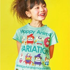 JAM ジャム 子供服 18春夏 じゃりぐまポケテンTシャツ ベビー キッズ jam2181021