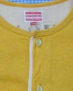 デニム&ダンガリー  DENIM&DUNGAREE カーディガン 120cm 女の子  キッズ 子供服 120F6028