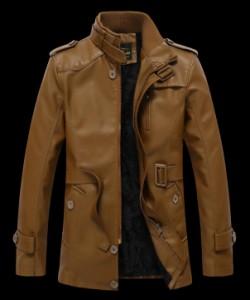 メンズ ライダースジャケット 裏起毛 皮コート レザー ジャケット スリム 皮ジャン PU革ジャン ブルゾン アウター ジャンパー シンプル