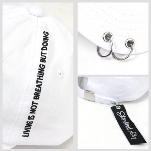 [one size]キャップ 帽子 ダブルリング 3,000円で店内送料無料 大きいサイズ レディース Re-J(リジェイ)