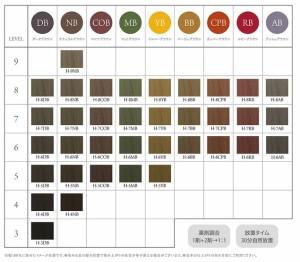 アペティート化粧品 プロクリスタルハイブリッドカラー (ベージユブラウンH-BB) 100g