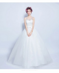 f051e3ee69242 花嫁ドレス ウエディングドレス 披露宴二次会 気質 Aライン ロング ウエディングドレス 白 ドレス☆格安 結婚式