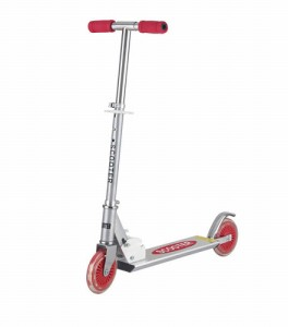 Syoku Kick SCOOTER キックスクーター レッド 6歳以上