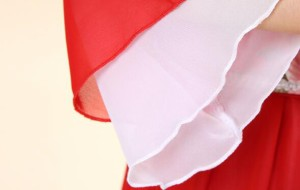 キッズダンス衣装/子供ワンピース舞台ドレス/中国風/団体服ダンスウェア発表会学園祭チュールスカート出演服パーティー