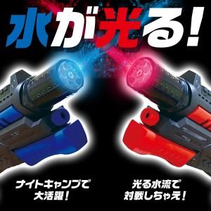 アウトドアトイ 【TK-009】 レーザースプラッシュ RED 【水遊び】 【TKSK】