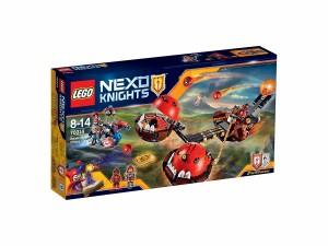 LEGO 【70314】 レゴ(R)ネックスナイツ ガブガブ・グロブリンライダー 70314 【ブロック】 【レゴジャパン】