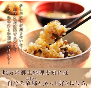 ●博多若杉かしわ飯の素2パック(2合分×2袋)【メール便送料無料】