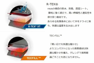 スキーグローブ ロイシュ (REUSCH) REUSCH TRAINING R-TEX XT 品番:4611233 【送料無料】