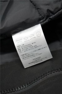 新作 BCNU メンズ ダウンジャケット ファー付