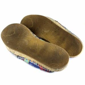 エトロ スニーカー スリッポン 靴 エスパドリーユ メンズシューズ size45 大きめサイズ