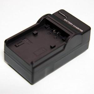 【新品・即納】デジタルビデオ用充電式バッテリー充電器 OLYMPUS LI−50B用互換チャージャー