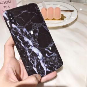 iphone6s Plus/iPhone6 Plus/iPhone7 Plus/iPhone7/iPhone8 Plus/iPhone8/iPhoneXケース大理石カップルケース【jg266】