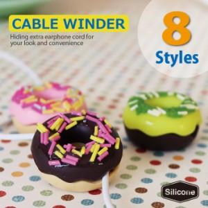 CABLE WINDER コード巻き取りホルダー ケーブル巻きとり ケーブル iphone ケーブル 結束 ケーブル まとめる 収納 コード 巻き取り 景品