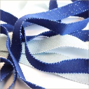メタリック グログラン テープ 50mm 30m巻 全35色 SHINDO 服飾 手芸 ラッピング ハンドメイド SIC-197-500