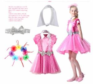 ◆JUVIA◆キッズ ダンス 社交ダンス 子供ダンス ステージ衣装 スパンコール 合唱演出服  男の子 レース 豪華ダンス衣装