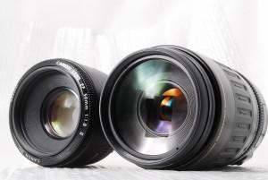 【中古 安心保証3ヶ月間付 メンテナンス済】 Canon デジタル一眼レフカメラ EOS Kiss X2 ダブルズームキット オリジナルセット