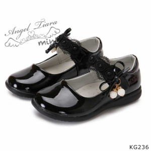 キッズ 子供 女の子 ガールズ シューズ 靴 フォーマルシューズ 上品 エレガント 可愛い 発表会 結婚式 入園 入学 特別な時