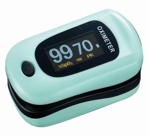【正規品】パルスフロー パルスオキシメーター 血中酸素濃度計 血中酸素飽和度 経皮的動脈血酸素飽和度測定 選べる5色